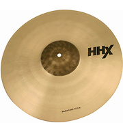 "Sabian 14"" HHX Studio Crash"